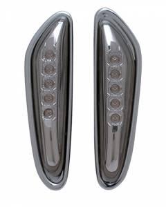 Lighting Mirror Amp Marker Lights