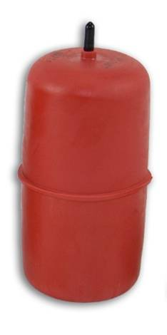 Tow & Haul - Replacement Parts - Air Lift Company - Replacement Air Spring - Red Cylinder type