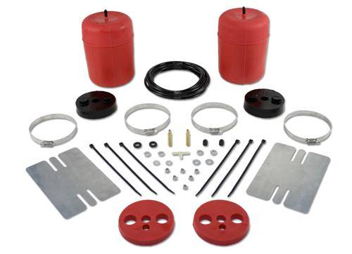 Tow & Haul - Air Springs / Load Support - Air Lift Company - 60844 | Air Lift 1000 Air Spring Kit - Drag Bag