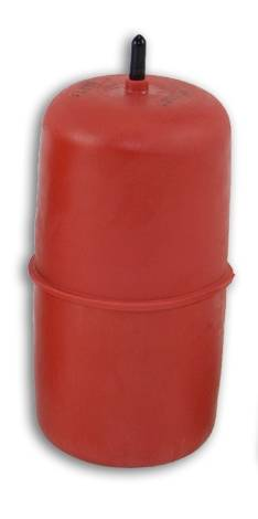Tow & Haul - Replacement Air Springs - Air Lift Company - 61292 | Replacement Air Spring - Red Cylinder type