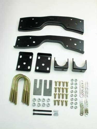 Suspension Components - Flip Kits, C-Notches - Belltech Suspension - 6435 | 5.5 Inch Ford Rear Flip Kit