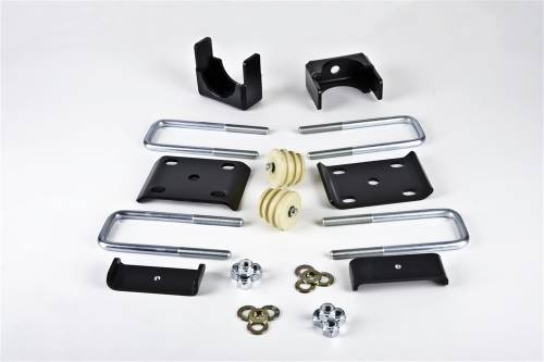 Suspension Components - Flip Kits, C-Notches - Belltech Suspension - 6450 | 4 Inch Nissan Rear Flip Kit