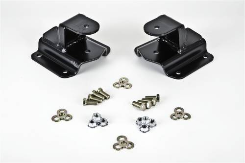 Suspension Components - Hanger Kits & Shackle Kits - Belltech Suspension - 1994-1999 Dodge Ram 1500 Std Cab 2 Inch Rear Lowering Hanger