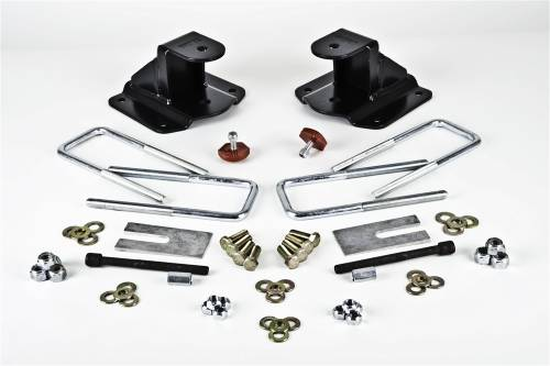 Suspension Components - Hanger Kits & Shackle Kits - Belltech Suspension - 1994-1999 Dodge Ram 3500 2 Inch Rear Lowering Hanger
