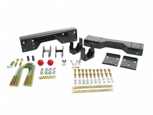 Suspension Components - Flip Kits, C-Notches - Belltech Suspension - 6607 | 6 Inch GM Rear Flip Kit