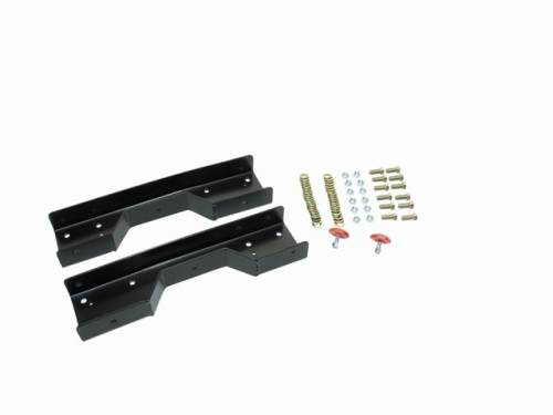 Suspension Components - Flip Kits, C-Notches - Belltech Suspension - 6611 | GM C-Notch Kit