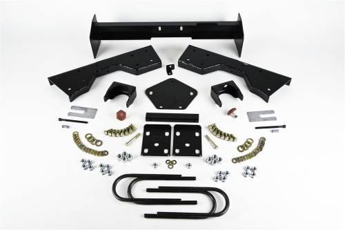Suspension Components - Flip Kits, C-Notches - Belltech Suspension - 6680 | 6 Inch Dodge Rear Flip Kit