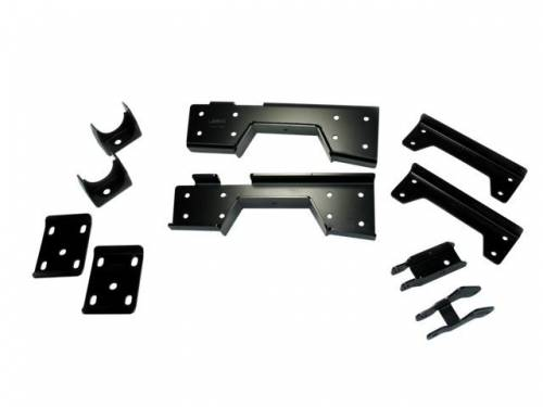 Suspension Components - Flip Kits, C-Notches - Belltech Suspension - 6690 | 6 Inch Ford Rear Flip Kit