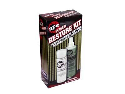 Replacement Filters & Accessories - Filter Cleaning Kits - AFE Power - Aerosol (Gold) aFe MagnumFlow Air Filter Restorer Kit