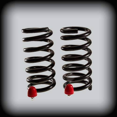 Suspension Components - Coil Springs Sets - DJM Suspension - CS2321-3 | 3 Inch GM Front Lowering Springs