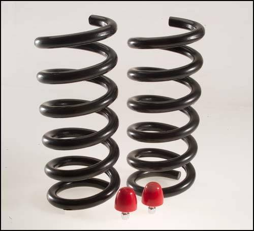 Suspension Components - Coil Springs Sets - DJM Suspension - CS2351-3 | 3 Inch GM Front Lowering Springs