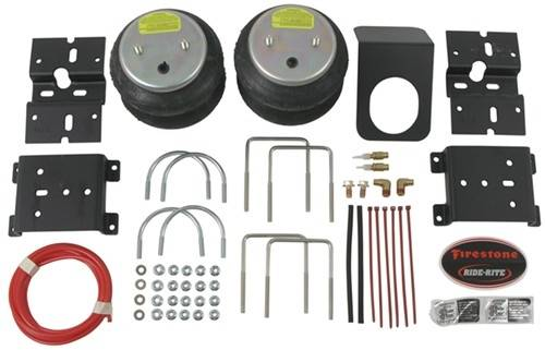 Firestone Industrial Products - FIP1130 | Firestone Ride-Rite Air Spring Kit - Rear