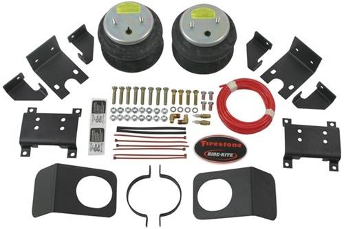 Firestone Industrial Products - FIP2032 | Firestone Ride-Rite Air Spring Kit - Rear
