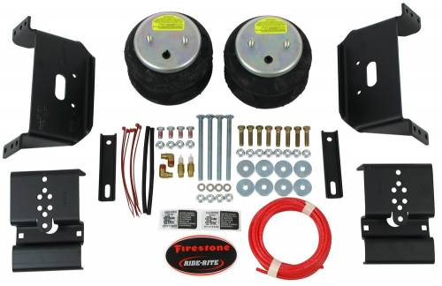 Firestone Industrial Products - FIP2068 | Firestone Ride-Rite Air Spring Kit - Rear