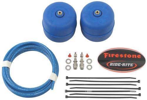 Firestone Industrial Products - FIP4104 | Firestone Coil-Rite Air Spring Kit - Rear