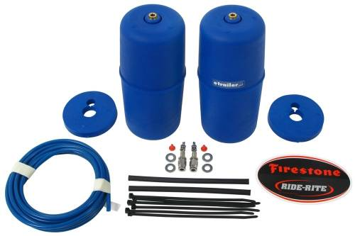 Firestone Industrial Products - FIP4106 | Firestone Coil-Rite Air Spring Kit - Rear