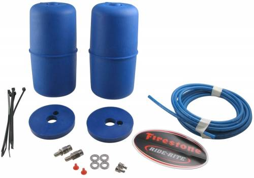 Firestone Industrial Products - FIP4136 | Firestone Coil-Rite Air Spring Kit - Rear