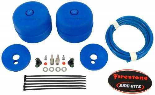 Firestone Industrial Products - FIP4170 | Firestone Coil-Rite Air Spring Kit - Rear