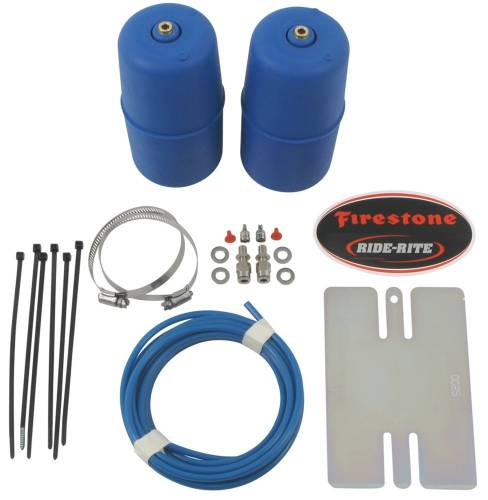 Firestone Industrial Products - FIP4176 | Firestone Coil-Rite Air Spring Kit - Rear