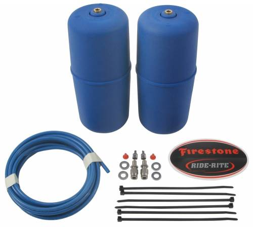 Firestone Industrial Products - FIP4177 | Firestone Coil-Rite Air Spring Kit - Rear