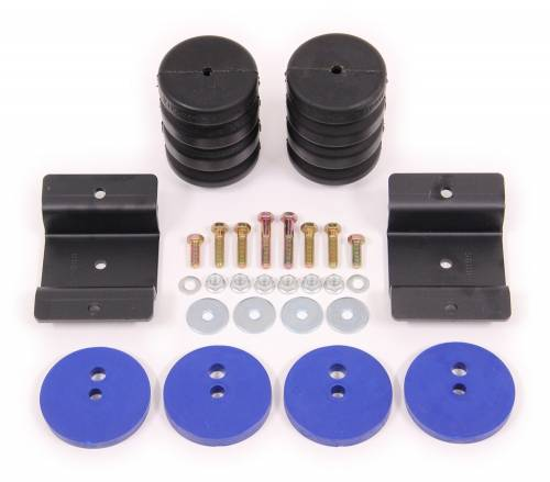 Tow & Haul - Other Load Support Products - Firestone Industrial Products - FIP8609 | Firestone Work-Rite Urethane Helper Spring Kit - Rear