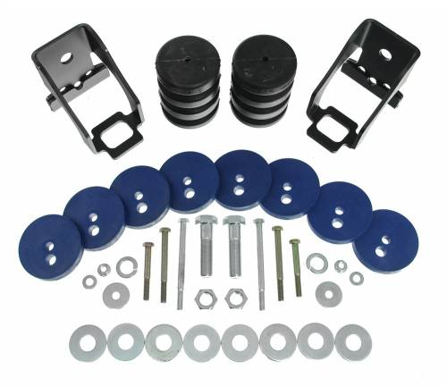 Tow & Haul - Other Load Support Products - Firestone Industrial Products - FIP8613 | Firestone Work-Rite Urethane Helper Spring Kit - Rear
