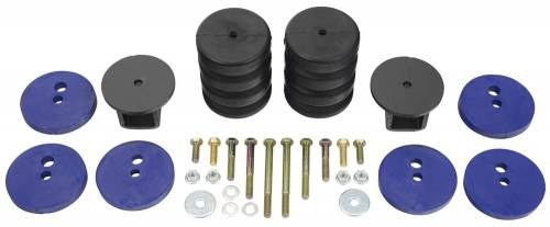 Tow & Haul - Other Load Support Products - Firestone Industrial Products - FIP8615 | Firestone Work-Rite Urethane Helper Spring Kit - Rear