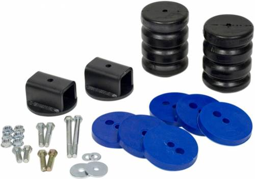 Tow & Haul - Other Load Support Products - Firestone Industrial Products - FIP8619 | Firestone Work-Rite Urethane Helper Spring Kit - Rear
