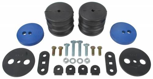 Tow & Haul - Other Load Support Products - Firestone Industrial Products - FIP8621 | Firestone Work-Rite Urethane Helper Spring Kit - Front
