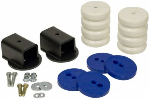Tow & Haul - Other Load Support Products - Firestone Industrial Products - FIP8622 | Firestone Work-Rite Urethane Helper Spring Kit - Rear