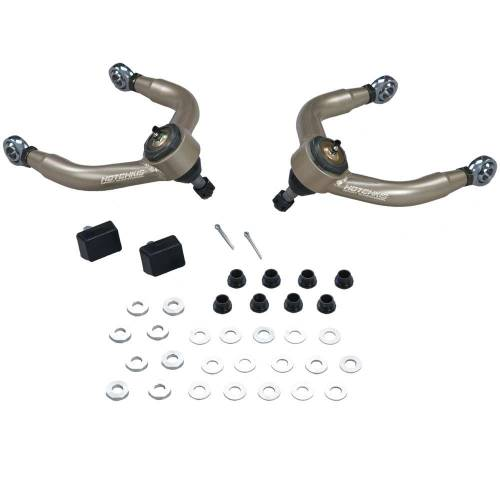 Suspension Components - Control Arms - Hotchkis Sport Suspension - 1112-S 67-72 Dodge A-Body Geometry Corrected Tubular Control Arms