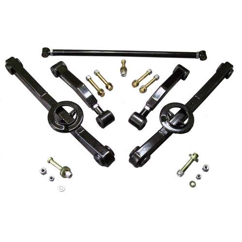Suspension Components - Rear Install Kits - Hotchkis Sport Suspension - 1813 1958-1964 GM B-Body Rear Suspension Package w/ Dual Upper Arms