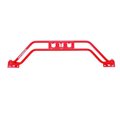 Suspension Components - Sway Bars & End Links - Hotchkis Sport Suspension - 1998-2002 GM F-Body Strut Tower Brace (Red)