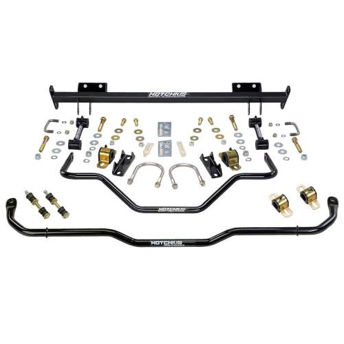 Suspension Components - Sway Bars & End Links - Hotchkis Sport Suspension - 1967-1969 GM F-Body Sway Bars & Chassis Brace