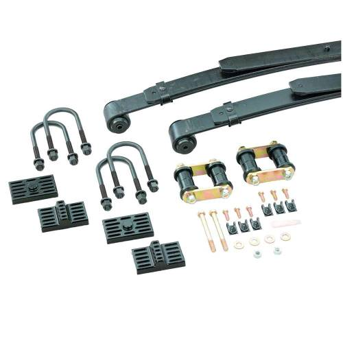 Suspension Components - Rear Leaf Springs - Hotchkis Sport Suspension - 2409C 1970-1981 GM F-Body Sport Leaf Springs