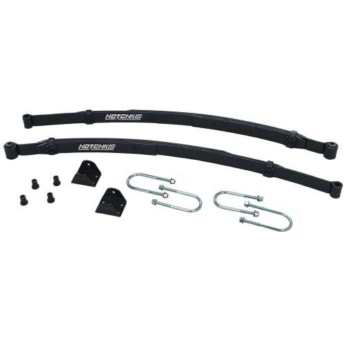 Suspension Components - Rear Leaf Springs - Hotchkis Sport Suspension - 24366 1967-1970 Mopar B Body Geometry Corrected Sport Leaf Springs