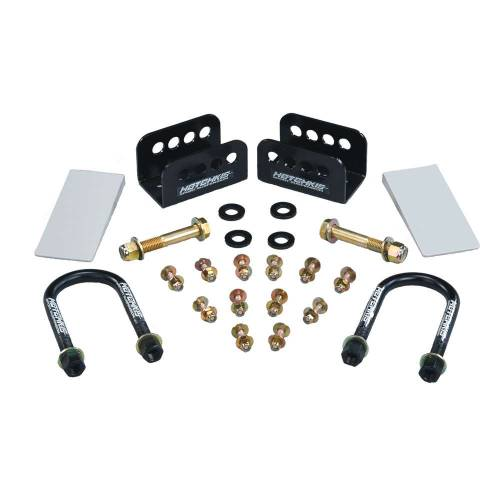 Suspension Components - Accessories - Hotchkis Sport Suspension - 30390 1963-1972 GM C-10 Truck Rear Anti Squat Bracket System