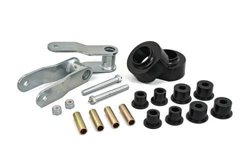 Suspension - Suspension Lift Kits - Daystar Suspension - 1984-2001 Jeep XJ Cherokee 1.75 Inch Lift Kit with Bump Stops