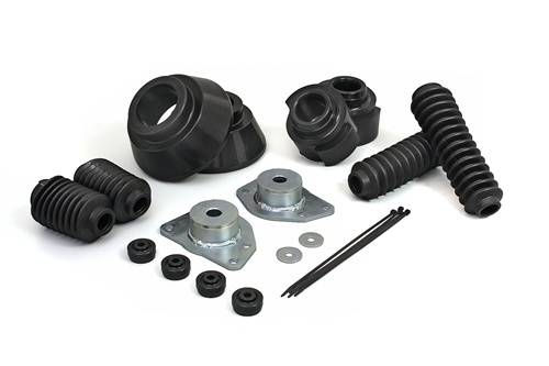 Suspension - Suspension Lift Kits - Daystar Suspension - 2003-2007 Jeep KJ Liberty 2.5 Inch Lift Kit - Non Diesel