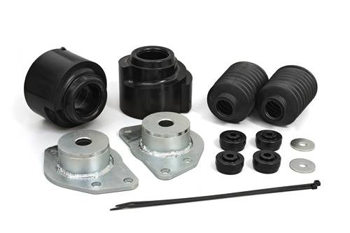 Suspension - Suspension Leveling Kits - Daystar Suspension - 2003-2007 Jeep KJ Liberty 2.5 Inch Front Leveling Kit - Non Diesel