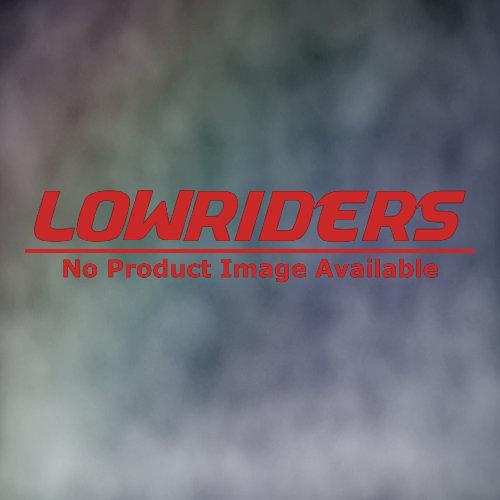 Suspension Components - Block & U Bolt Kits - DJM Suspension - 4 Inch Aluminum Lowering Block Kit, Universal