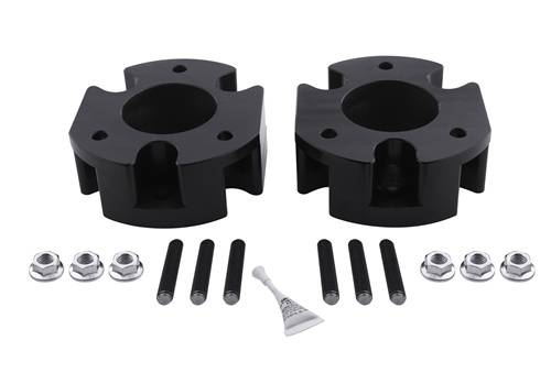 Wheels - BMF Black Friday - BMF Wheels - LFO-9200 | Ford 2.5 Inch Billet Leveling Kit