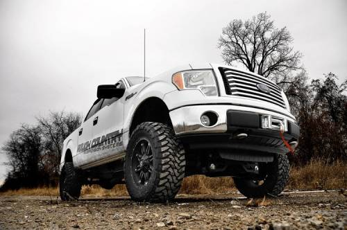 Rough Country Suspension - 1010 | Ford Hidden Winch Mounting Plate (09-14 F-150) - Image 2