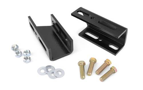 Vehicle Specific Products - Rough Country Suspension - 1019 | GM Sway Bar Drop Brackets