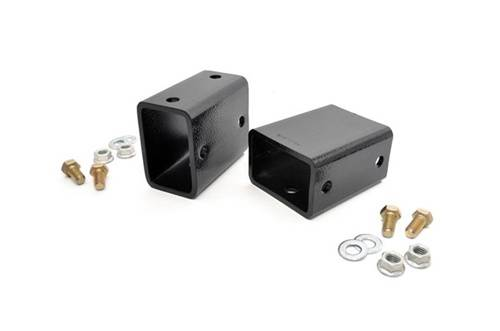 Accessories - Bump Stops - Rough Country Suspension - 1119 | Jeep Rear Bump Stop Extensions