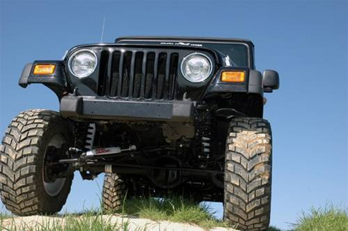 Rough Country Suspension - 1182 | 1182 | Jeep Steering Skid Brace - Image 2