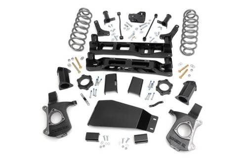 Spotlight Products - Daily Deals - Rough Country Suspension - 209 | 7.5 Inch GM Suspension Lift Kit