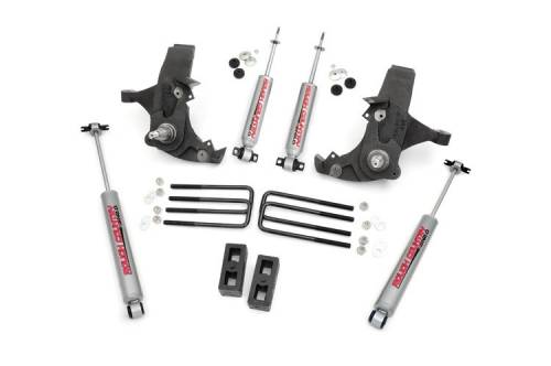 Spotlight Products - Daily Deals - Rough Country Suspension - 231N2 | 4 Inch GM Suspension Lift Kit