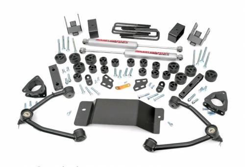 Spotlight Products - Daily Deals - Rough Country Suspension - 257.20 | 4.75 Inch GM Combo Lift Kit