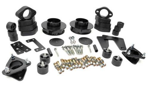 Suspension - Suspension Lift Kits - Rough Country Suspension - 352 | 3.75 Inch Dodge Combo Lift Kit